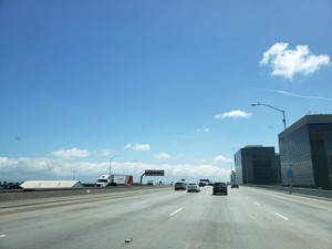 On_the_freeway