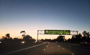 Freeway_i405_sunset