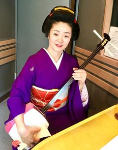 MOKO'S BAR : 日本の古典芸能を寄席や演芸場で。俗曲師うめ吉さん